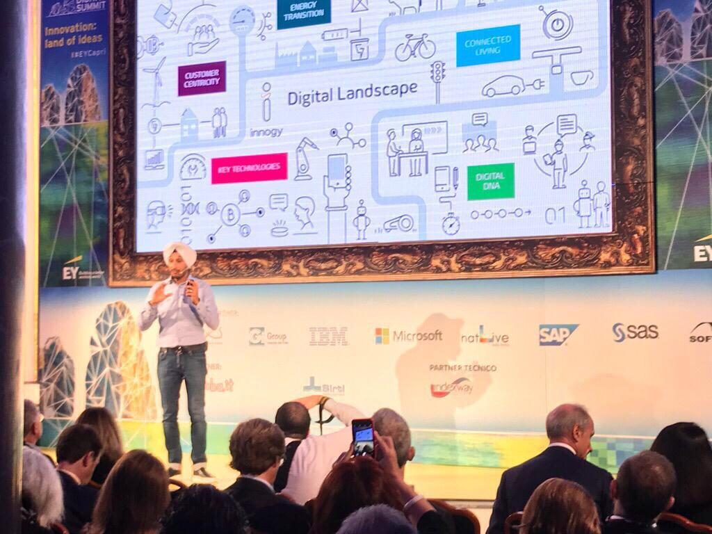 innovation EY digital summit