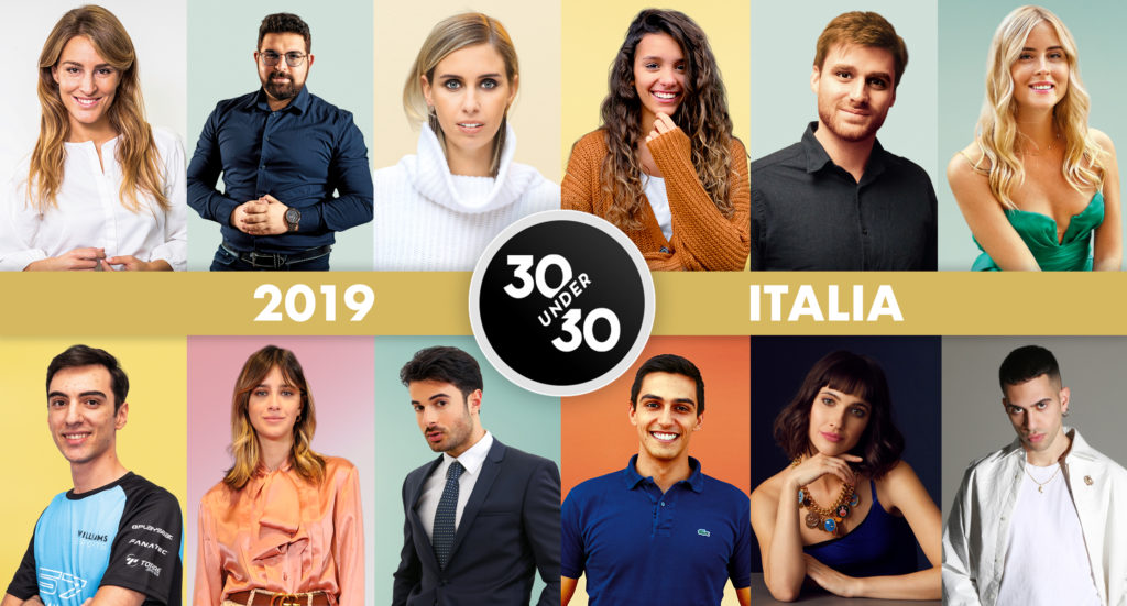 forbes under 30 2019 italia - energy way