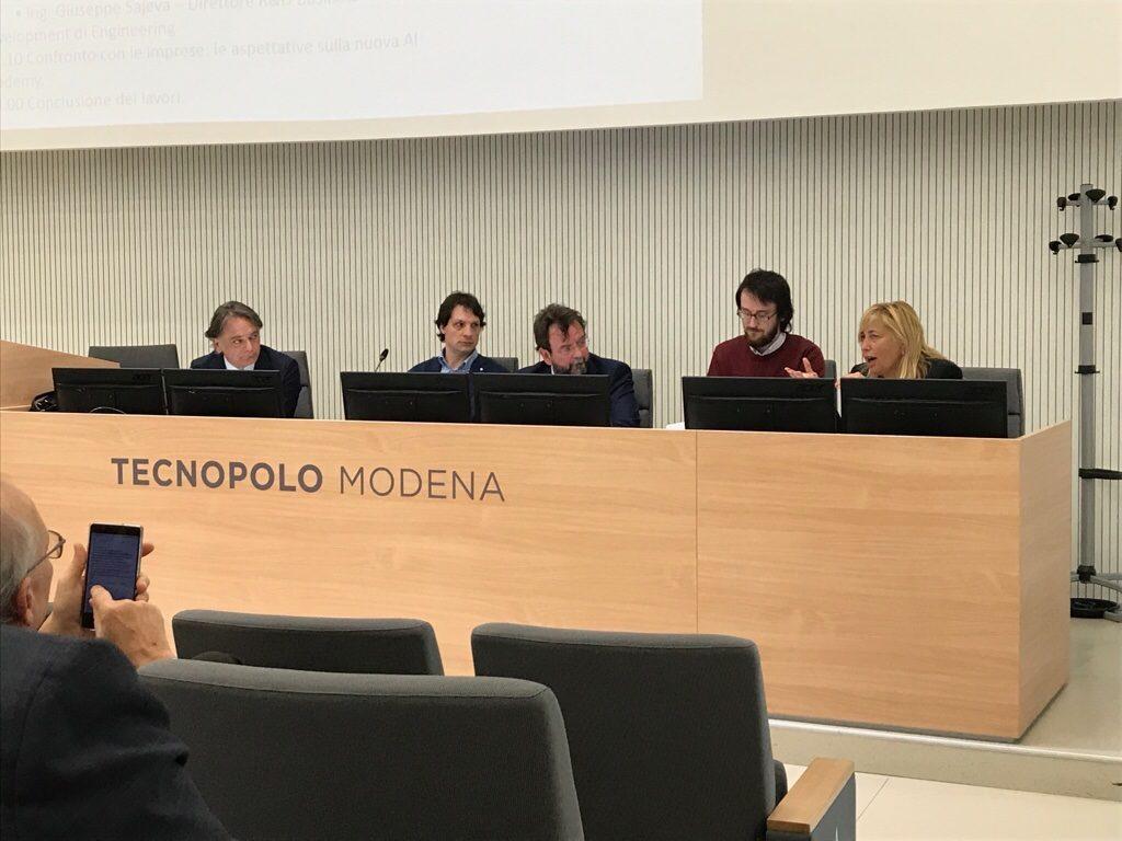 Modena AI Academy Tecnopolo