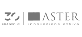 Aster logo partners